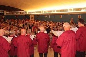 Concert de rentrée du Choeur des 3 Abbayes