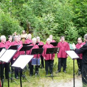 Choeur-des-3-Abbayes-au-lac-de-la-Maix-9-juillet-2008