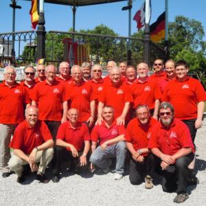 Le C3A à MARCHIN (Belgique) le 26 mai 2012.