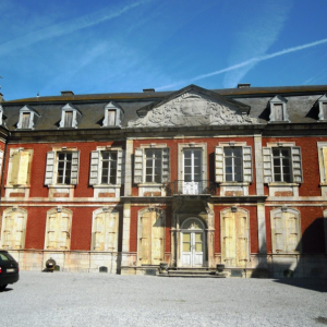 Le château des Comtes de MARCHIN (B)