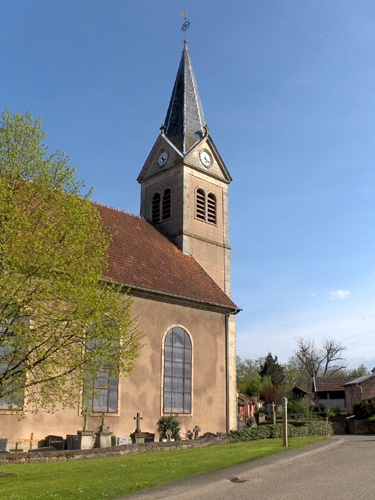 Leglise-de-Arzviller-moselle