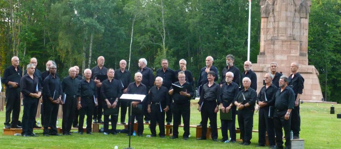 Concert du choeur des 3 Abbayes