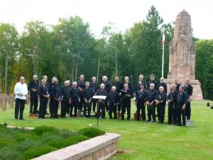Concert du 4 juillet à la Fontenelle.