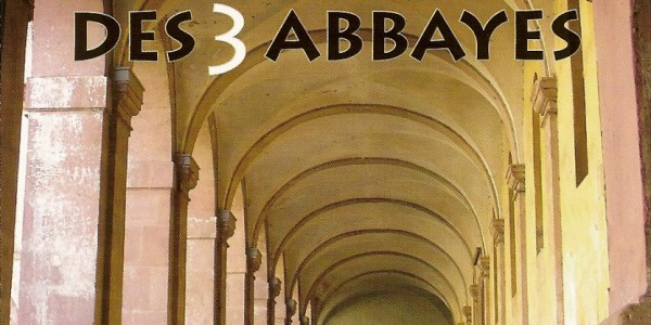 CD choeur des 3 abbayes