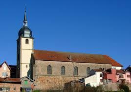 église de Deneuvre