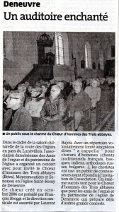 Article presse Deneuvre 2015