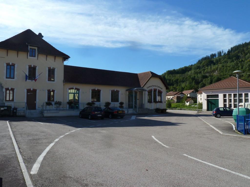 Centre socio culturel Rupt/M