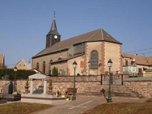 HASELBOURG accueille le choeur des 3 Abbayes pour la troisième fois.