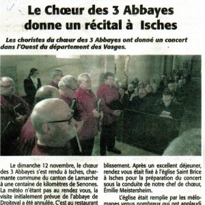 article-presse-isches