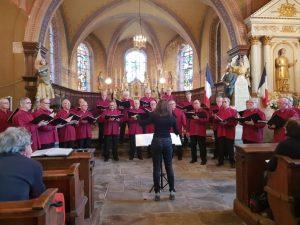 Concert Caritatif à RAON SUR PLAINE 88